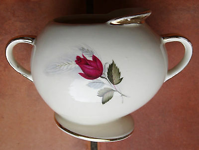 Household, Ellgreave China Bowl Sugar Item.