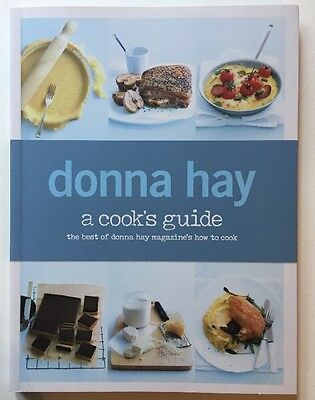 A Cook's Guide by Donna Hay (Paperback, 2011)