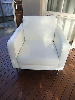 Leather armchair from Freedom