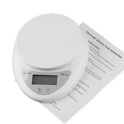 Precise 5000g 1g 5kg Electronic Scale Digital Kitchen Food Diet Weight Scale
