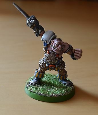 Blood Bowl Star Player: Morg N Thorg PRO-PAINTED
