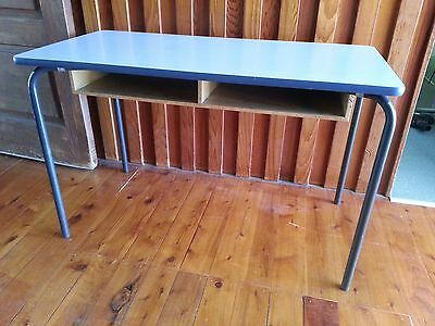 Old School Desk With A Chair
