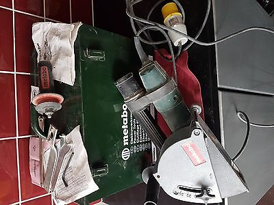 Wall Chaser Metabo MFE 30 (110v) Double Blade Grinder