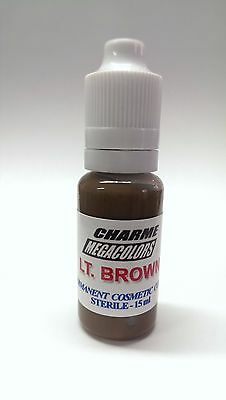 Permanent make up / Microblading pigment: Charme LT. Brown (15ml)
