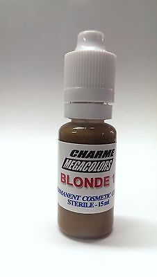 Permanent make up / Microblading pigment: Charme Blonde1 (15ml)
