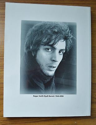 Syd Barrett (Pink Floyd) - Auction Catalogue of his Estate sale 2006