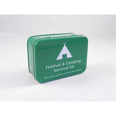 Apples to Pears Festival & Camping Survie Kit