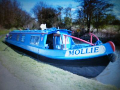narrow boat for hire ( not for sale)  from £550 per week