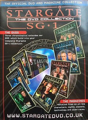 Stargate SG-1 The DVD Collection