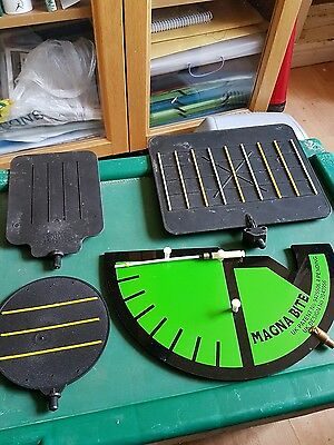 4 Assorted Target Boards feeder fishing