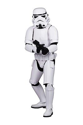 Stormtrooper Costume Armour - Standard Size - Fully Strapped with Accessories