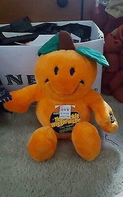 Tickle Tickle Wiggle Wiggle Happy Face Plush Toy That Giggles And Wiggles NEW