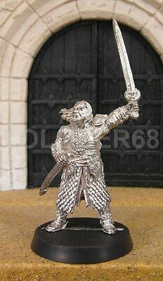 THEODEN - Lord Of The Rings Metal Figure(s)