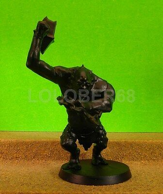 CAVE TROLL WITH HAMMER - Lord Of The Rings Plastic Figure(s)