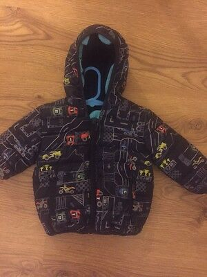 BNWOTS Baby Boys Quilted Jacket From Next 9 - 12 Months