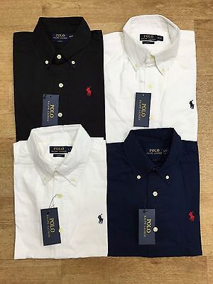 Ralph Lauren Long Sleeve Slim Fit Shirt