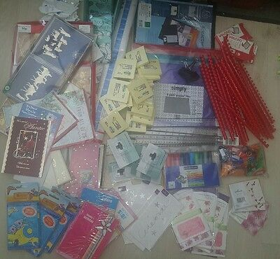 CAR BOOT Job lot 100's of Items, stationary, cards, keyrings etc. All New
