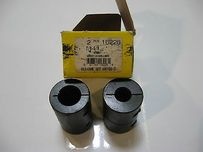 ALLEN Rigid couplings (2pcs) split style !!
