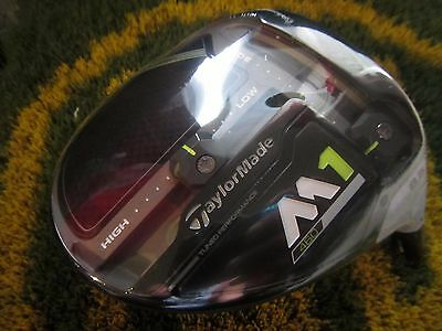 2017 Green Tour Issue PGA +COR Taylormade M1 8.5 Driver 460cc Head TMaG Adapter