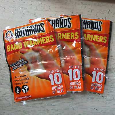 Hot Hands Pocket Hand Warmers 3 Pairs