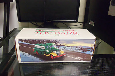1985 Hess Toy Truck Bank!! GOOD CONDITION! COLLECTIBLE & VINTAGE!!