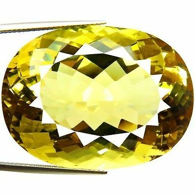 8x6mm OVAL-FACET NATURAL AFRICAN GOLDEN CITRINE GEMSTONE £1 NR!
