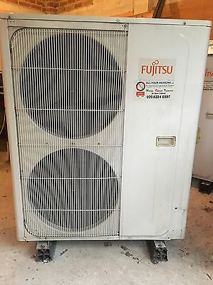 Fujitsu air conditioning unit And Heating