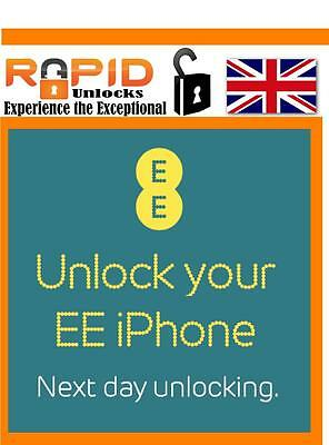 Fast 24 - 48 Hour Unlocking Service For Ee T-Mobile Uk Super Fast Stable Service