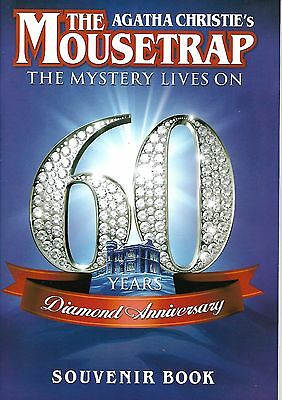 The Mousetrap Diamond Anniversary Souvenir Book