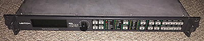 LEITCH DPS-475 Digital Processing Synchronizer TV Video Input Output Rack Mount