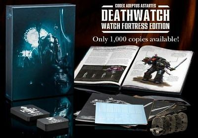 Deathwatch Fortress Edition Codex Limited Edition OOP #379/1000
