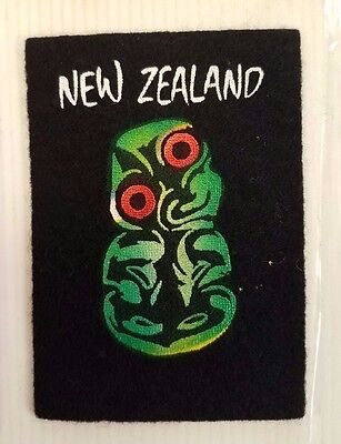 Patch / Badge - New Zealand