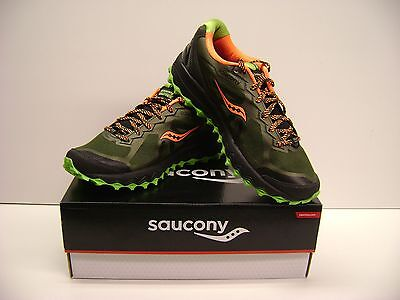 Saucony Peregrine 6 (S20302-3) Men's TRAIL Running Shoes Size 9.5 NEW