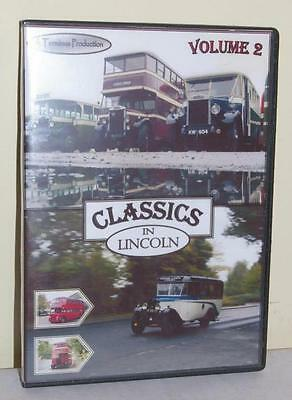 Classics In Lincoln - Terminus Productions Bus Dvd