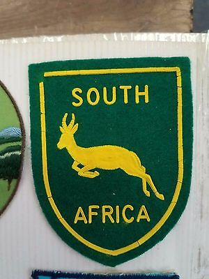 Patch / Badge - South Africa