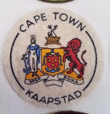 Patch / Badge - Cape Town Kaapstad