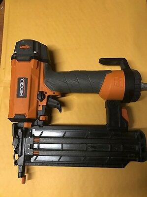rigid 2 1/8 inch finish brad nailer R213BNE