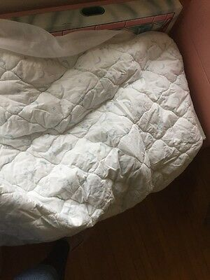 Serta Fitted Crib Mattress Pad