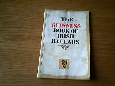 The Guinness Book Of Irish Ballads