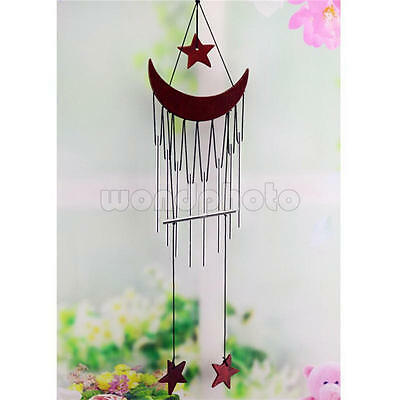 Amazing 8 Tubes Metal Yard Garden Outdoor Living Wind Chimes Handcrafted