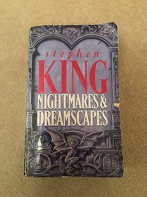 Stephen King Nightmares & Dreamscapes Paperback