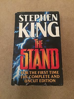 Stephen King The Stand Hardback