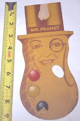 Hare To Fine Mr Peanut Water Color Toy Paint