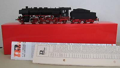 Rivarossi Made In Italy Scala H0 Locomotiva A Vapore Br 39 Db