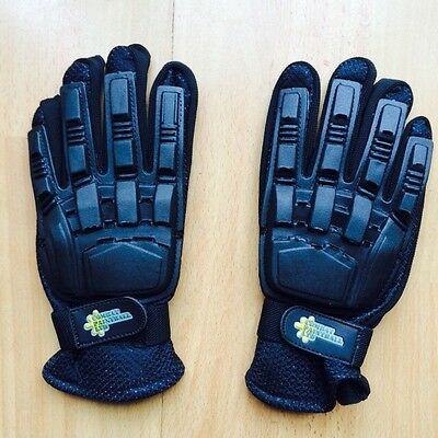 NEW Paintball Airsoft Paint Ball Combat Cycling  Armoured Gloves size S