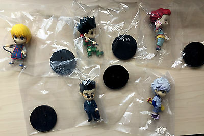 Hunter x Hunter: Petitcolle complete figure collection [JAPANESE IMPORT]