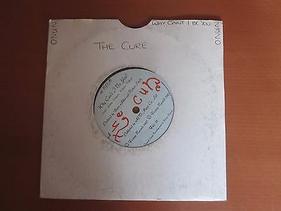"""7"""" Single - Why Can't I Be You?, The Cure"""