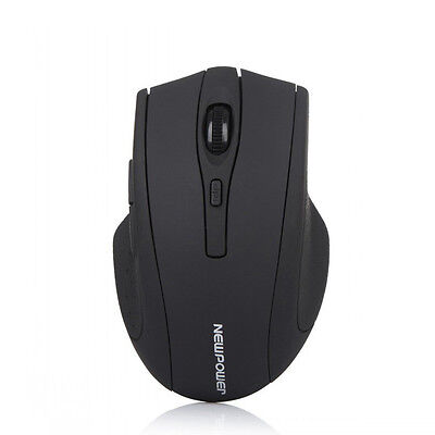 2.4GHz Wireless Optical Gaming Mouse Mice For Computer PC Laptop Durable