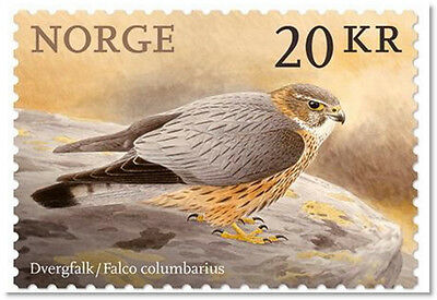 2016 Norway stamps kiloware 250 gram