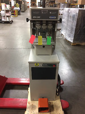 Challenge EH-3C Paper Drill, FACTORY REFURBISHED, 2004 Model w/ 1-Year Warranty!